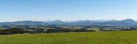 Aussicht vom Haunsberg